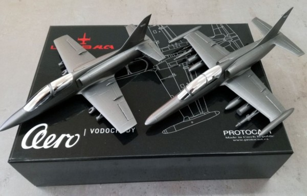 L-39 NG a L-159 model 1:48