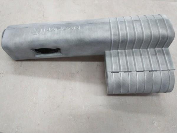 Čistící laser - vnější kryt z MJF tiskárny