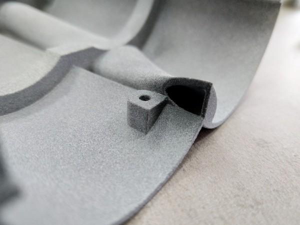 3D tisk MJF - vysokopevnostní plasty
