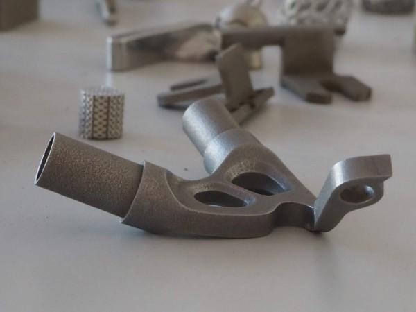 3D tisk kovů - tenkostěnný 3D tisk