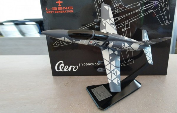 L-39 NG model 1:48 rollout edition