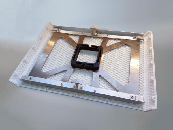 Vnitřní konstrukce bez elektroniky